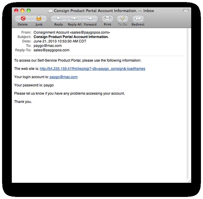 emailtoconsignor