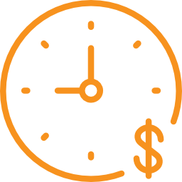 time-is-money-orange