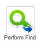 Perform Find Button