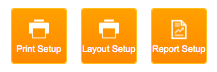 PayGo POS Workstation Setup Buttons