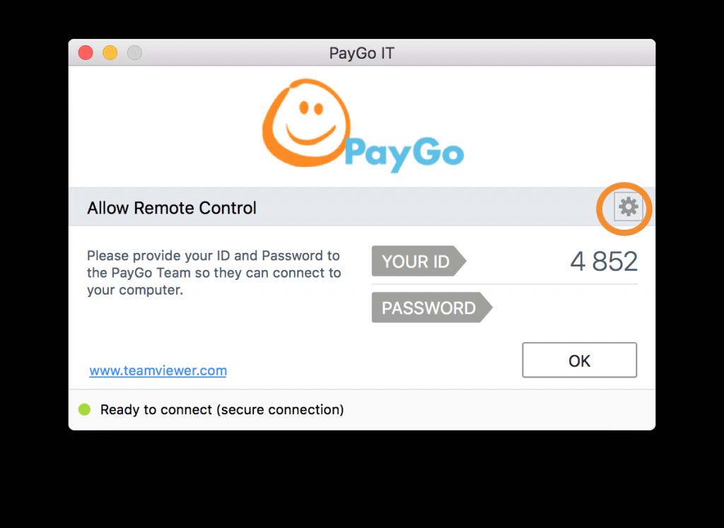 Teamviewer Remote Access Setup Mac Installation Paygo