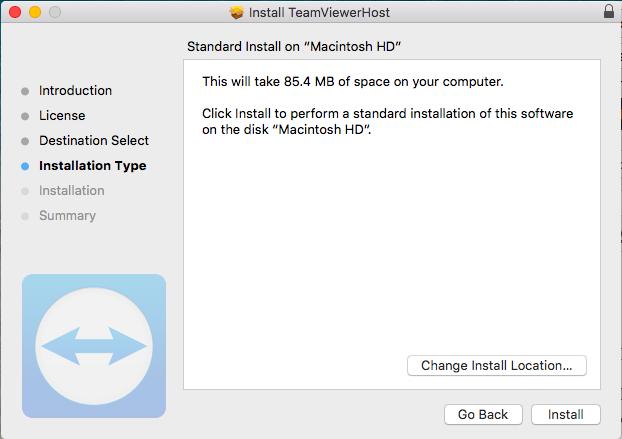 Teamviewer Installation Install