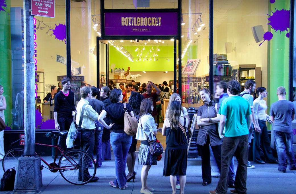 Bottlerocket Wine & Spirit uses PayGo's Wine Store POS