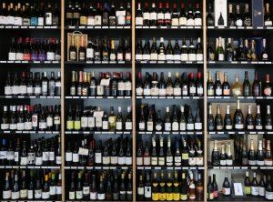 Salut Wine Wall